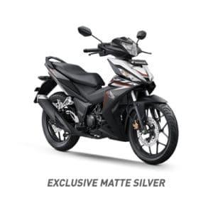 Exclusive-Matte-Silver