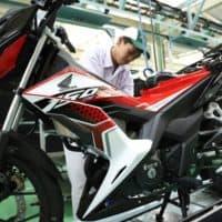 New Honda Sonic 150R Tampil Lebih Agresif