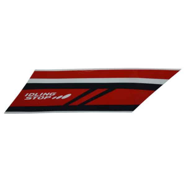 Stripe B L Body Cover Type 2 - 86834K0JN10ZE