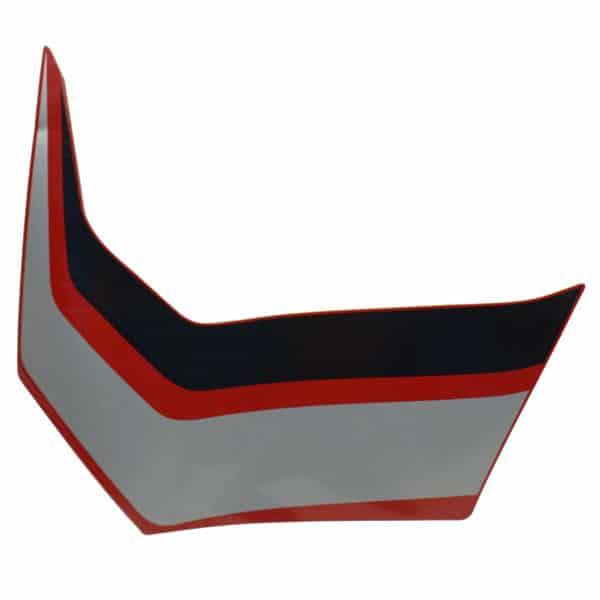Stripe L FR Side Cover Type 1 - 86642K0WN10ZB