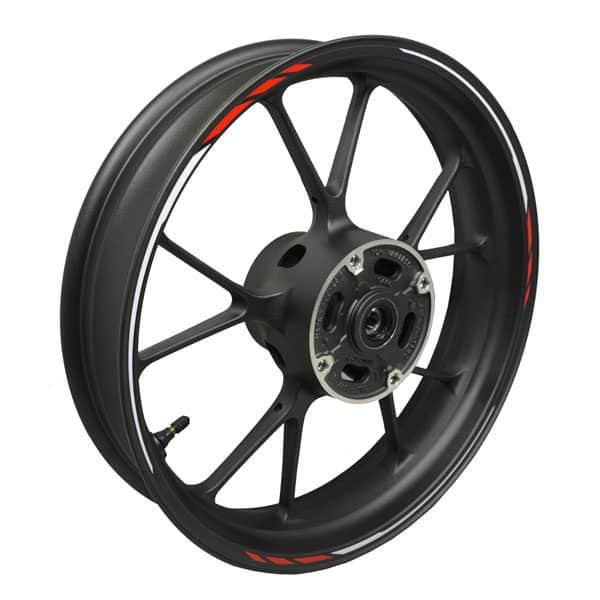 Wheel Sub Asy RR MAT AX GY - 42650K45NE0ZA