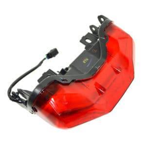 Lampu Belakang Unit Tail Light - 33701K0WN01 2