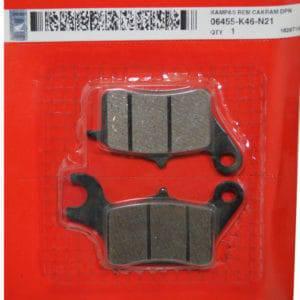 Pad Set FR Brake - 06455K46N21