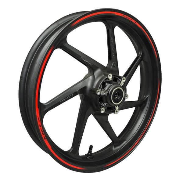 Velg Depan (Wheel Sub Assy FR Black) - 44650K64N10ZD