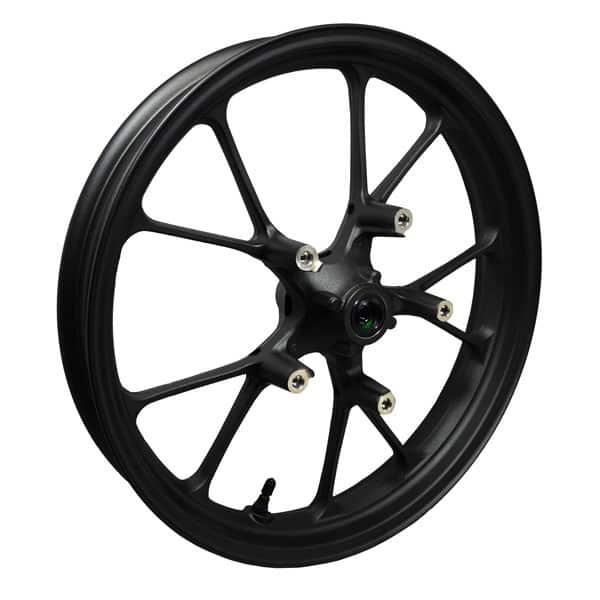 Velg Depan (Wheel Sub Assy FR MAT AX GY) - 44650K45NA0ZB