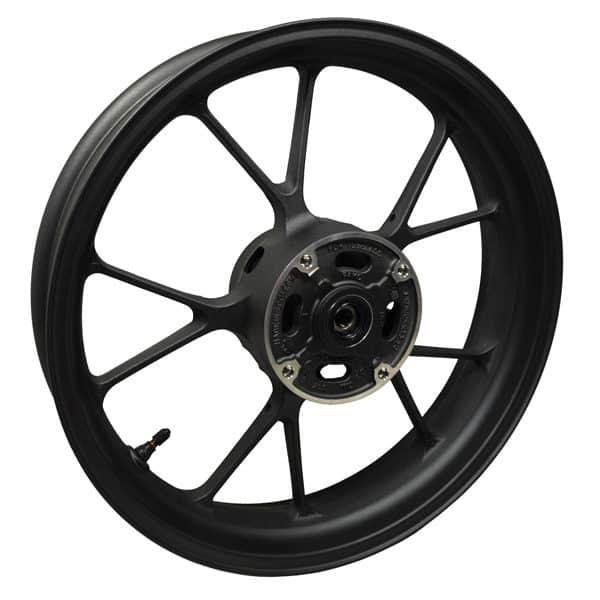 Wheel Sub Assy RR MAT AX GY - 42650K45NA0ZB