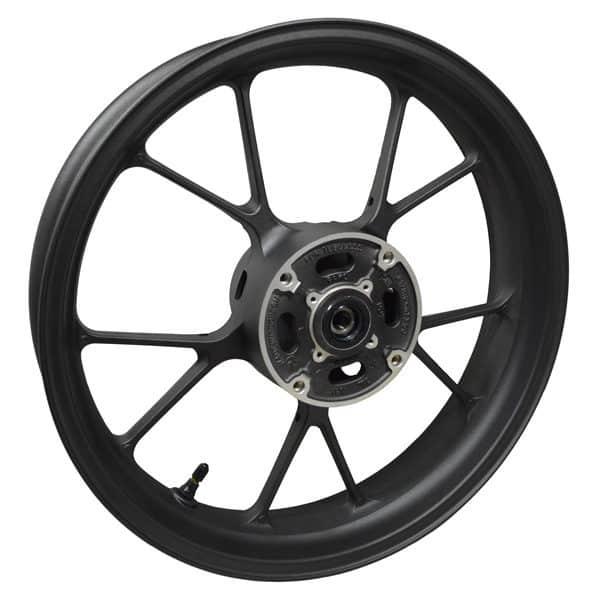 Wheel Sub Assy RR MAT AX GY - 42650K45NB0ZB