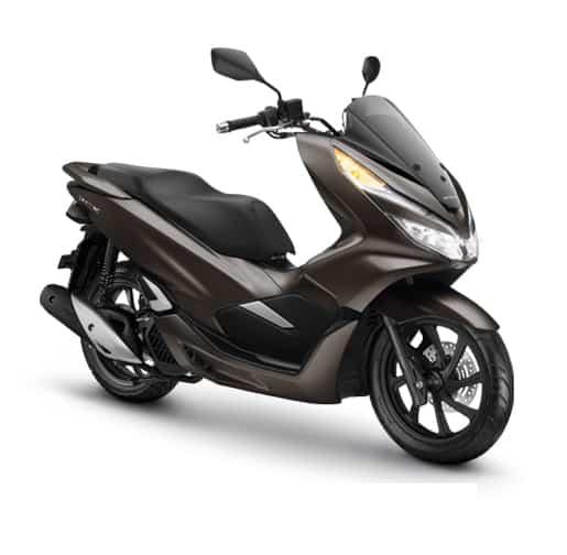 Honda-PCX-Magnificent-Matte-Brown