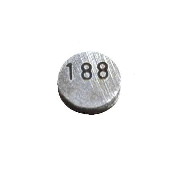 Shim,Tappet-(1.875)-14928KT7013