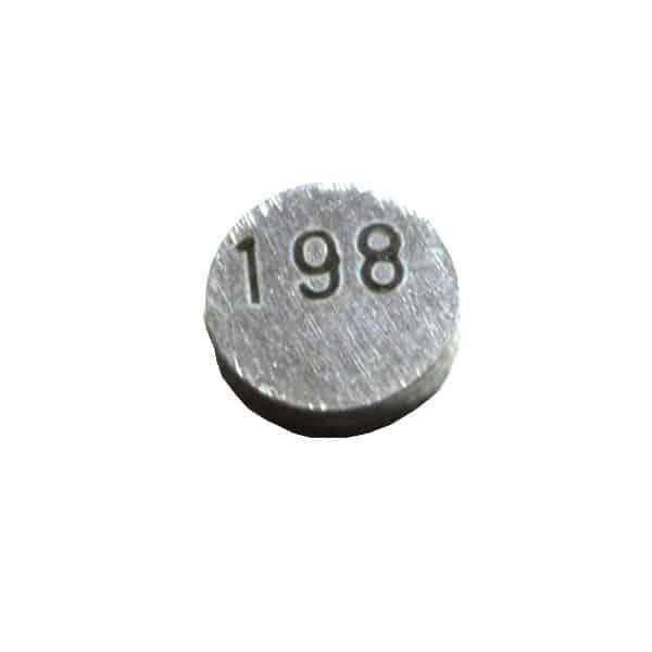 Shim,Tappet-(1.975)-14932KT7013