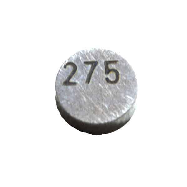 Shim,Tappet-(2.750)-14963KT7013