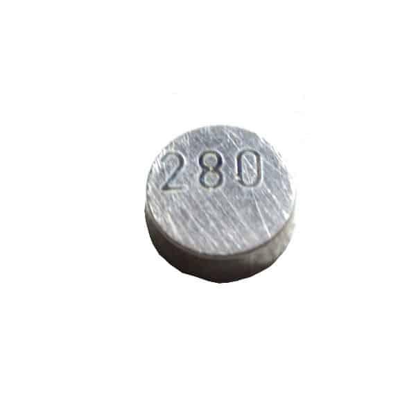 Shim,Tappet-(2.800)-14965KT7013