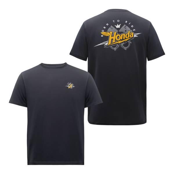 Born-To-Ride-Blk-Tshirt-L-AHTS0201044
