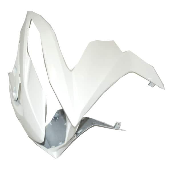 Cover Body Depan Putih (Cover,FR (RO WH))- BeAT K1A