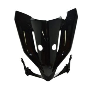 COVER R FR TOP BLK 64500-K07-900ZB