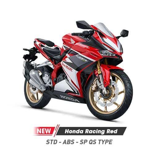 Honda CBR 250RR SP QS Honda Racing Red