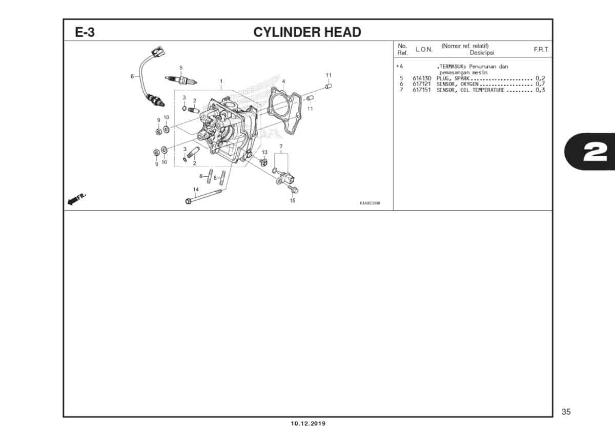 E-3 Cylinder Head (1)