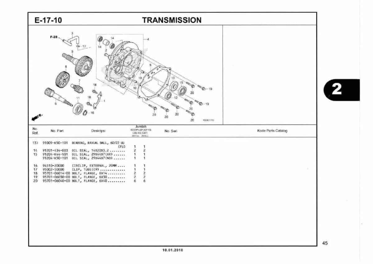 E17-10 Transmission 1