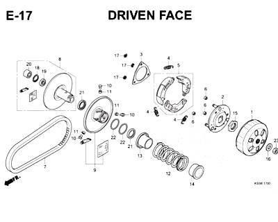 E17- Driven Face