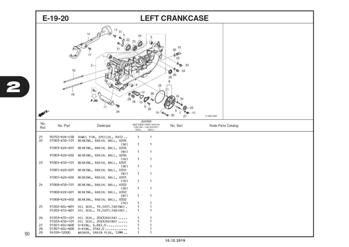 E19-20 Left Crankcase (1)