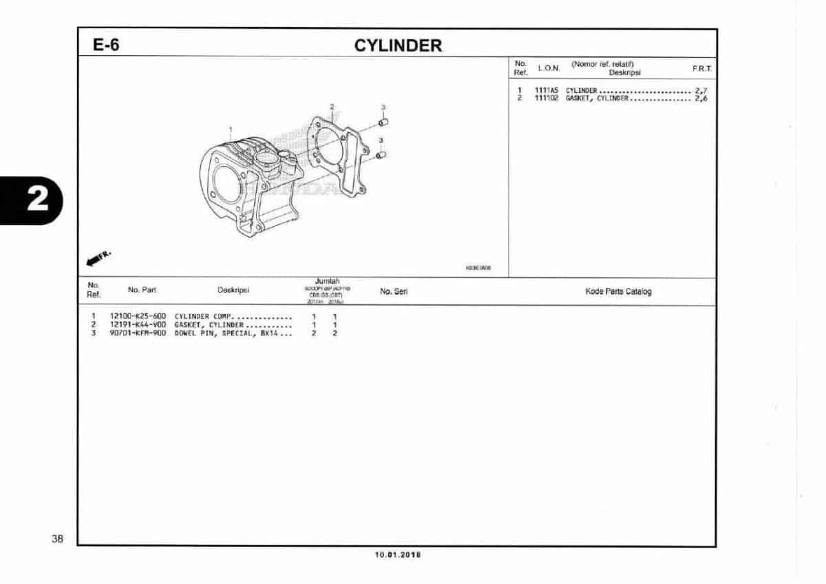 E6 - Cylinder