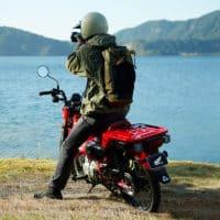 Honda CT125 Background