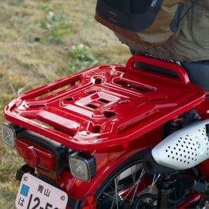 New Honda CT125 Resmi Diluncurkan