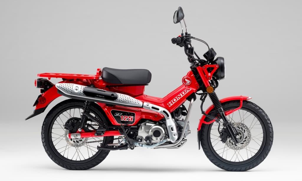 Peluncuran Honda CT125