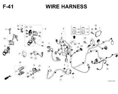 F41-Wire Harness