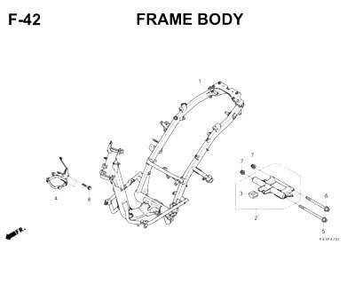F42-Frame Body