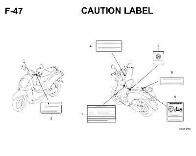 F47-Caution Label
