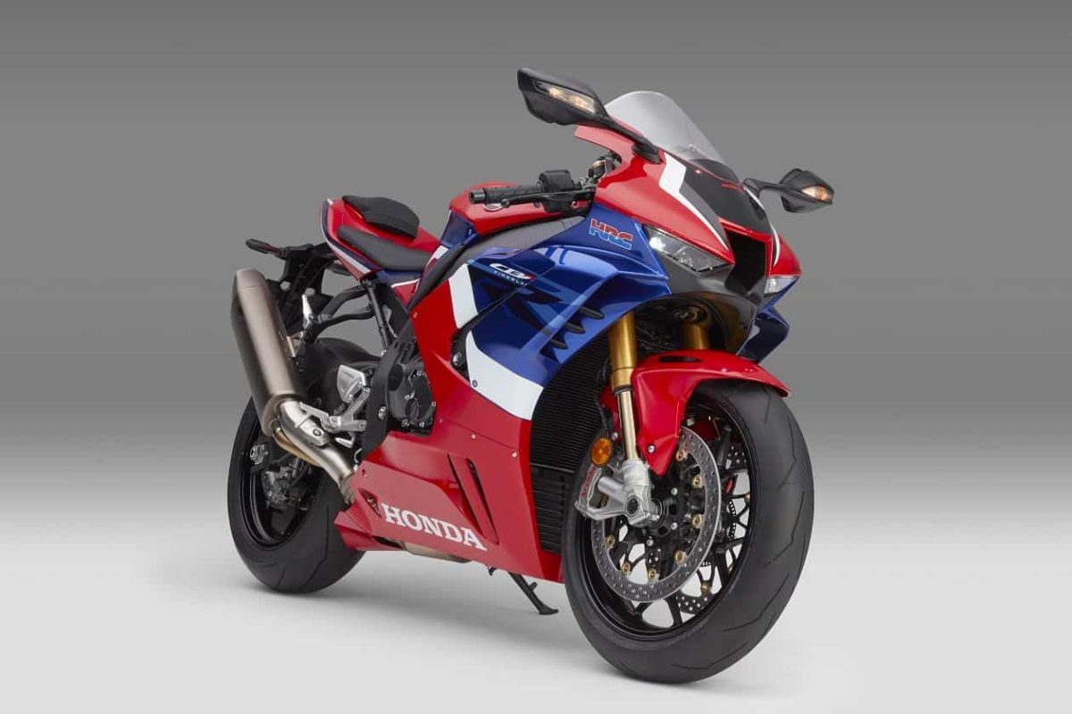 Honda CBRHonda CBR1000RR-R Fireblade