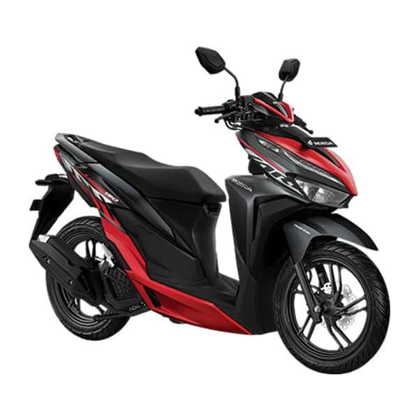 Vario 150 eSP Black Red 3