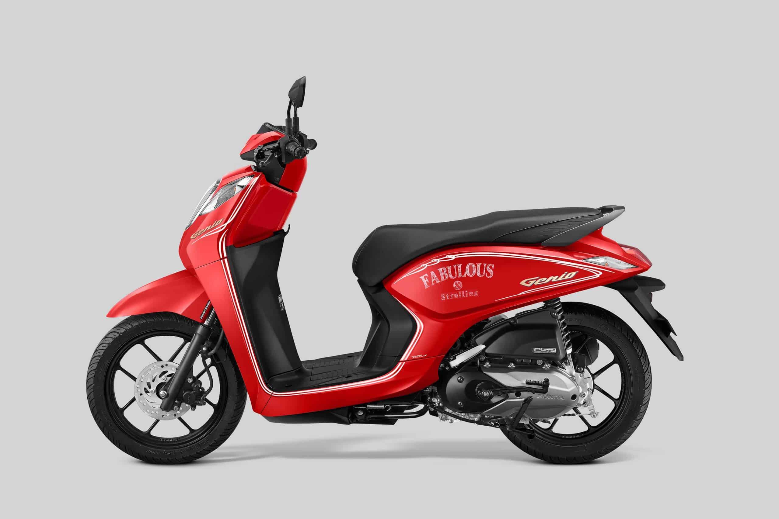 Honda Genio Baru