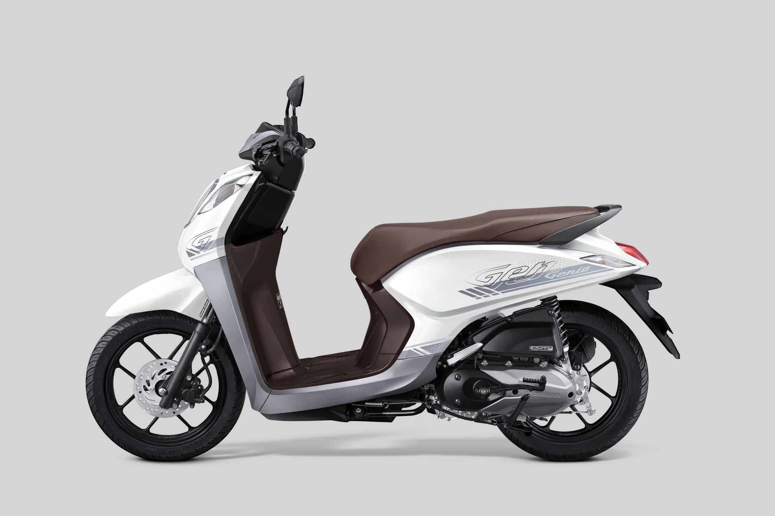 Honda Genio Terbaru