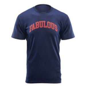 Fabulous Navy T-Shirt