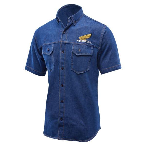 HONDA Classic Denim Shirt