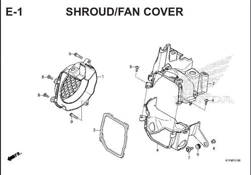 E-1-SHROUD-FAN-COVER