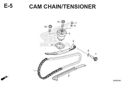 E-5-CAM-CHAIN-TENSIONER