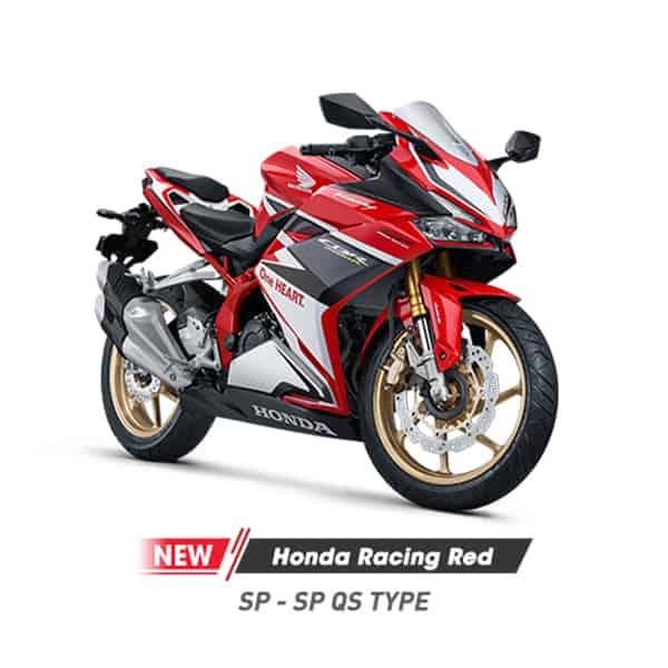 New Honda CBR 250RR K64 Racing Red