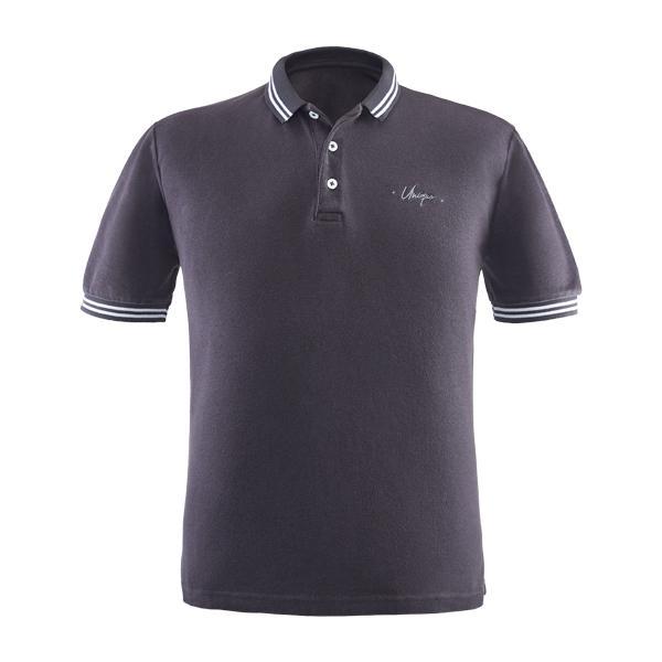 Unique Grey Poloshirt (XL)