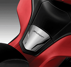Garnish Fuel Tank Honda PCX 160