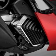 Garnish Radiator Honda PCX 160