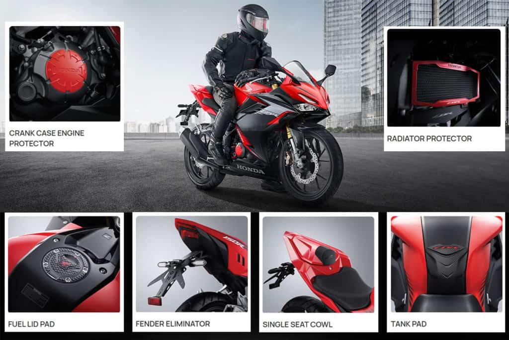 Aksesoris New Honda CBR150R K45R