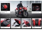 Aksesoris Resmi Honda CBR150R K45R