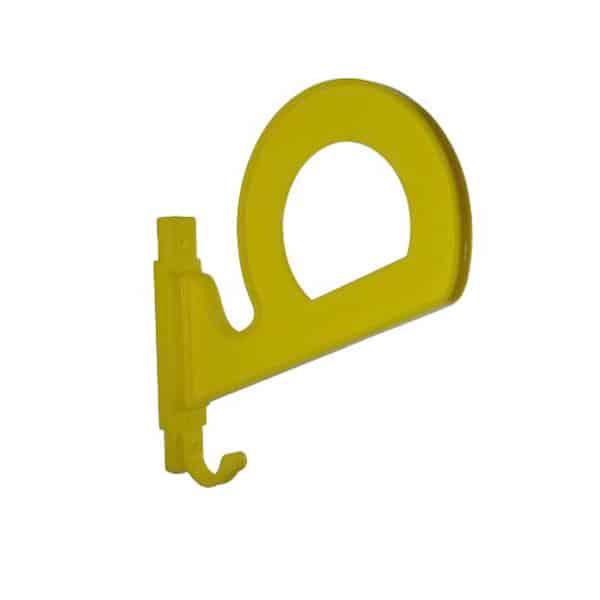 Gantungan Helm Suprimano Kuning