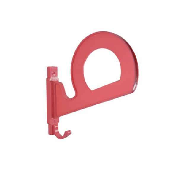 Gantungan Helm Suprimano Pink 1