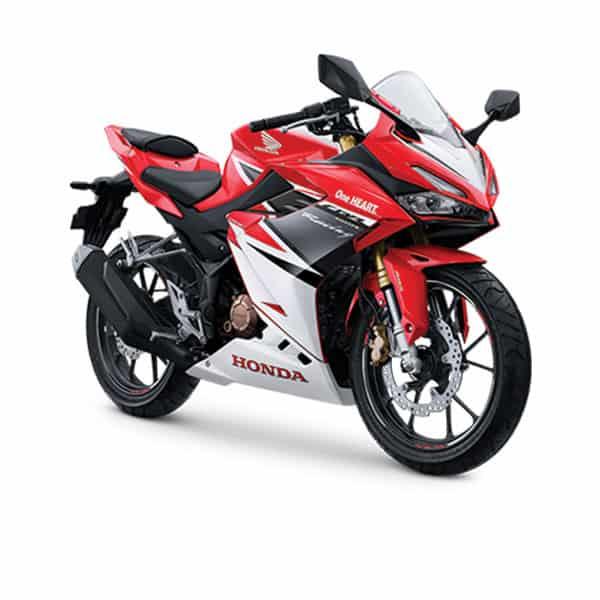 Honda CBR150R K45R Racing Red