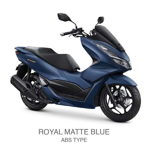 honda-pcx-160-royal-matte-blue
