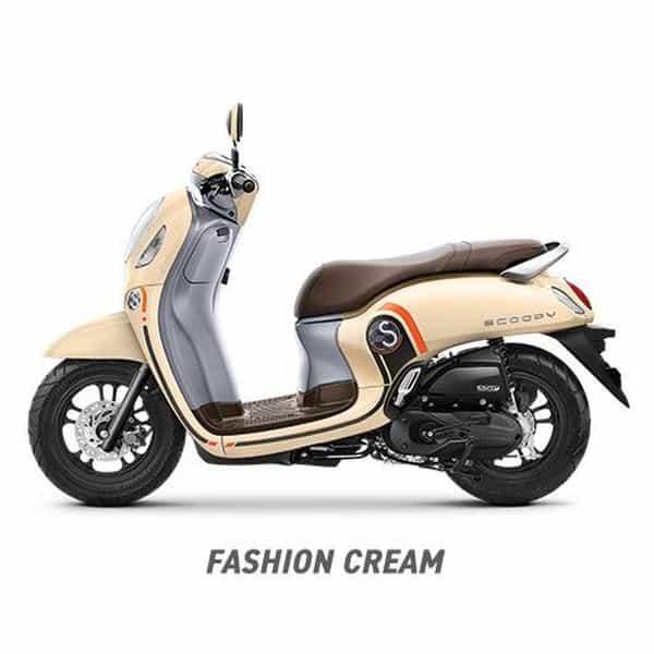 Scoopy K2F Fashion Cream